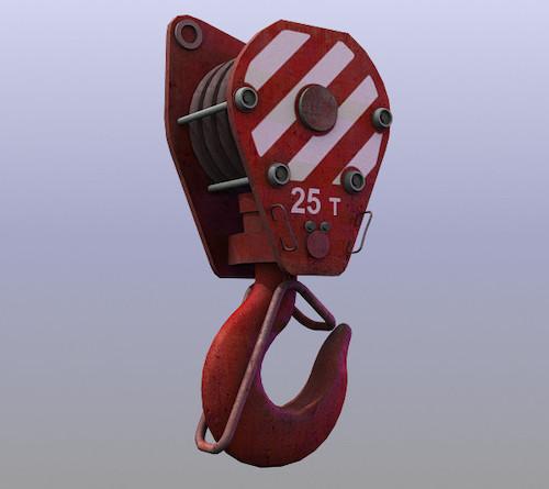 Крюковая подвеска КС-45717.63.300